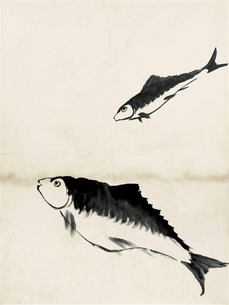 齐白石 鱼虾册页 未命名 1088 36x48.jpg